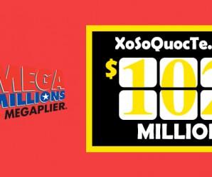 Vượt Ngưỡng $100 Triệu USD, Mega Millions Tiếp Tục Chinh Phục Những Mốc Giải Thưởng Mới