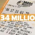 Đạt Mức $134 Triệu USD, Mega Millions Giữ Vững Ngôi Đầu Về Giá Trị Giải Thưởng