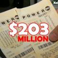Jackpot PowerBall Chính Thức Vượt Ngưỡng $200 Triệu USD
