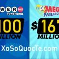 PowerBall Cán Mốc $100 Triệu USD Theo Sau Mega Millions Với Giải Thưởng $167 Triệu USD