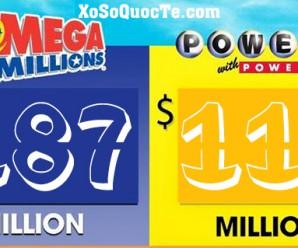Mega Millions Chuẩn Bị Chinh Phục Mốc $200 Triệu USD, PowerBall Leo Lên Mức $114 Triệu USD