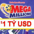 Giải Độc Đắc Xổ Số Mega Millions Đạt Mốc Kỷ Lục 1 Tỷ USD