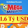 Cách mua vé số Mega Millions $1.6 Tỷ USD bằng Bitcoin ?