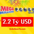 Hàng Triệu Người Phát Sốt Với Hai Giải Jackpot Trị Giá Hơn 2.2 Tỷ USD