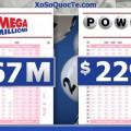 PowerBall & Mega Millions Cùng Nhau Chinh Phục Các Mức Giải Thưởng Ấn Tượng