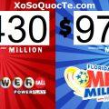 Mega Millions Phá Kỷ Lục Trở Thành Giải Thưởng Cao Nhất Trong Lịch Sử, PowerBall Áp Sát Mốc $500 Triệu USD