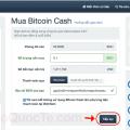 Cách Mua và Chuyển Bitcoin Cash (BCH) vào ví của ứng dụng BitPay
