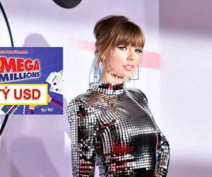 Nếu Trúng Giải Mega Millions 1 Tỷ USD: Bạn Có Thể Giàu Hơn Taylor Swift
