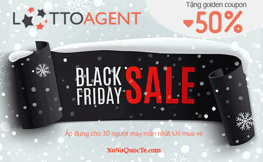 lotto agent black friday