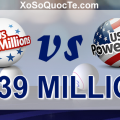 PowerBall & Mega Millions Dắt Tay Nhau Cùng Chạm Mức $139 Triệu USD