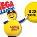 5 Triệu Phú đô-la trong phiên ngày 15/12/2018, Mega Millions lên mốc 284 triệu USD