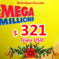 Mega Millions lên tới $321 triệu USD, Rộn ràng Jackpot trước thềm Giáng Sinh