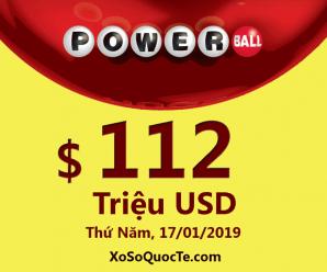 Xổ số Powerball: 4 triệu USD cho 3 người đến từ Michigan, North Dakota, Oklahoma