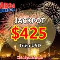 """Jackpot Mega Millions $425 triệu đô có chủ – """"Cơn mưa giải thưởng"""" mở đầu 2019"""