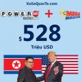 Tổng Jackpot xổ số Powerball và Mega Millions vượt mốc nửa tỷ USD trước thềm cuộc gặp Trump-Kim tại Việt Nam
