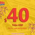 Jackpot Mega Millions đã nổ; $267 triệu USD thuộc về người tới từ New Jersey