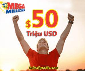 Jackpot Mega Millions nổ liên tục: Triệu phú đô-la mới đến từ Missouri