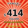 Jackpot xổ số Powerball lên tới $414 triệu USD; Kỷ lục liệu có lặp lại?