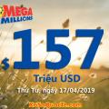 """Jackpot Mega Millions đang """"ấm"""" dần lên, chuẩn bị chạm mốc $200 triệu đô"""