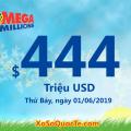 Hàng loạt giải lớn được trao: Jackpot Mega Millions lên tới $444 triệu USD