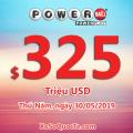Kết quả xổ số Powerball ngày 26/05/2019: 3 người trúng giải triệu đô-la