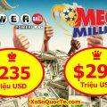 Thử vận may Mega Millions $295 Triệu USD & Powerball $235 Triệu USD với thẻ Visa Debit