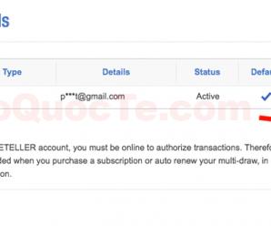 Hướng Dẫn Cách Tích Hợp Thẻ Visa Debit hoặc Mastercard vào TheLotter