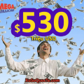 Jackpot $530 triệu USD của Mega Millions đã thuộc về người chơi tới từ California