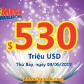 Ai sẽ là chủ Jackpot Mega Millions trị giá hơn 12,100 tỷ VNĐ?