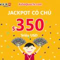 Jackpot $350 triệu USD của xổ số tự chọn Powerball đã có chủ