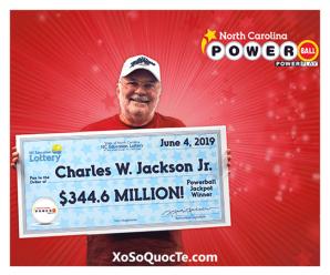 Người đàn ông có vợ gốc Việt trúng jackpot Powerball $344.6 triệu USD dự định tới thăm Việt Nam