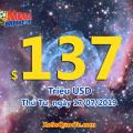 Kết quả xổ số Mega Millions ngày 13/07/19 giờ Việt Nam, Jackpot lên $137 triệu USD