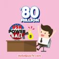 Jackpot $80 triệu đô-la của Powerball đã có chủ trong phiên 05/09/2019