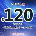 Kết quả xổ số tự chọn Powerball của Mỹ phiên quay thưởng ngày 20/10/2019