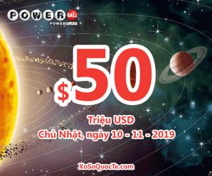 Một người chơi tới từ Montana trúng $2 Triệu Đô, Powerball hiện có Jackpot $50 triệu USD