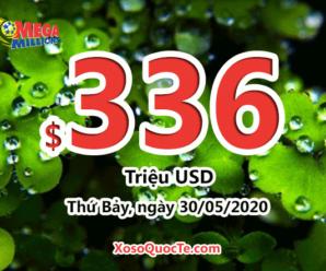 Xổ số Mega Millions tăng lên $336 triệu đô; Cách mua vé số Mega Millions ở Việt Nam