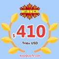 Jackpot $410 triệu đô-la của Mega Millions có chủ; Cơn mưa giải thưởng xuất hiện