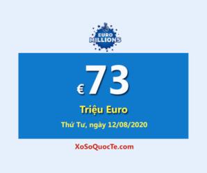 Jackpot 73 Triệu Euro của Euro Millions đang đợi chủ
