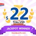 Jackpot Mega Millions nổ liên tiếp – $22 triệu đô-la tiếp tục có chủ