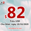 Kết quả xổ số tự chọn Powerball của Mỹ ngày 15/10/2020 – giờ Việt Nam