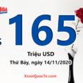 Hai người trúng triệu đô với xổ số tự chọn Mega Millions ngày 11/11/2020