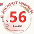 09/06/2021: Jackpot $56 triệu đô-la của Mega Millions tiếp tục có chủ
