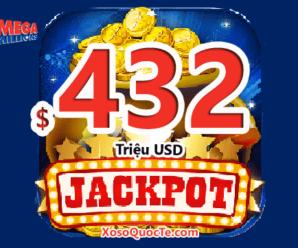 HOT! Jackpot $432 triệu đô-la của Mega Millions đã có chủ